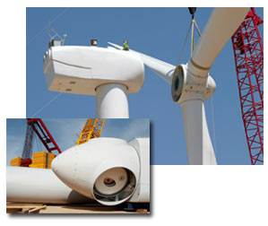 FME tools for wind turbines